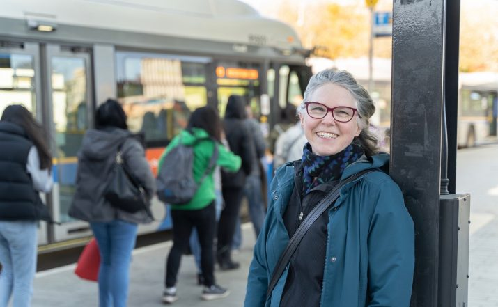 Prof Amy Hanser Studies The Unwritten Rules of Public Transit